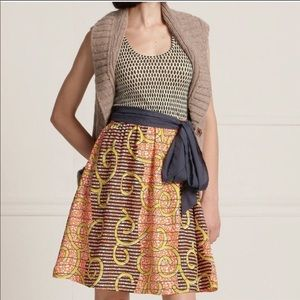 Porridge Flight of the Bees Silk Dress